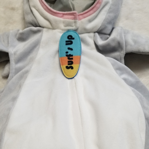 NWT Girls Toddler Wild Republic Size 3 3T Cotton Fish Bear Turtle Koala Dress